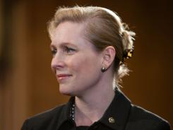 Sen. Kirsten Gillibrand, D-N.Y., wrote a letter to Secretary of Defense Robert Gates regarding medical care for troops in Afghanistan.
