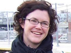 Clare Gillis and three other journalists have been taken into custody in Libya.