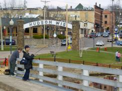 Situated on the St. Croix River,  Hudson, Wis., is a small town that has attracted growth from the nearby Twin Cities of St. Paul and Minneapolis.