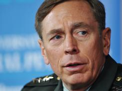 Gen. David Petraeus, currently the top U.S. commander in Afghanistan, is expected to be nominated to head the CIA.