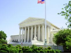 The Supreme Court in Washington.