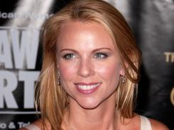 Journalist Lara Logan said she hopes her story will help other victims of sexual assault.