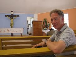 Rev. Robert Coogan works as the prison chaplain in Saltillo, Mexico. The New York native says that prisoners now run the correctional facility in Saltillo and even opened a bar on the inside.