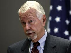 Retired U.S. District judge recently disclosed that he's in a long-term relationship with a man.