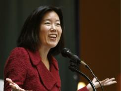 Michelle Rhee, founder and CEO of StudentsFirst and former chancellor of the D.C. Public Schools, says she supports a broader probe into test erasures.