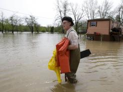 Missouri farmers return to a sea of devastation.