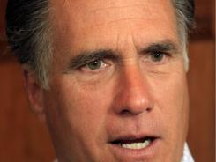 Republican Mitt Romney offers more ideas about  health care.