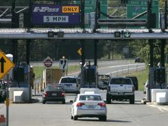 Drivers brace for hikes this year in states with signature toll roads.