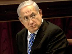 Israeli Prime Minister Benjamin Netanyahu is scheduled to meet with President Obama in Washington on Friday.
