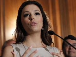 """Longoria: """"I am living proof that Latinos have been here for a very long time."""""""