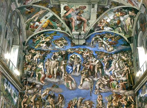 Can Jews meet Jesus? Michelangelo thought so. - USATODAY.com