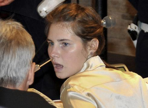 amanda knox trial photos. makeup Amanda Knox Trial