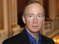 Indiana Gov. Mitch Daniels says he won't run for president.