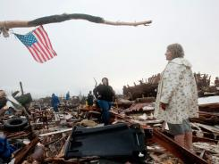 More than 500 have been injured after a twister viciously cut through this city of 50,000 about 160 miles south of Kansas City, according to officials.