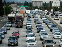 Motor vehicle emissions have a public health cost, according to research.