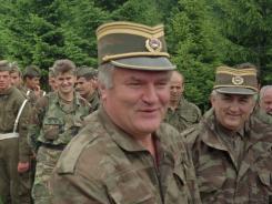 Serbia: War crimes fugitive Ratko Mladic arrested