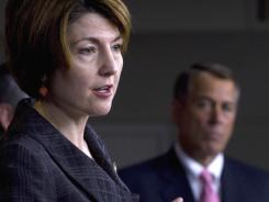 Bills in Congress would help pay for medication management, according to Rep. Cathy McMorris Rodgers, R-Wash.