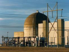 The Wolf Creek Nuclear power plant near New Strawn, Kan., went online in 1985.