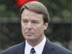 Former Democratic presidential candidate John Edwards is photographed in Raleigh, N.C.,  on Dec. 11, 2010.