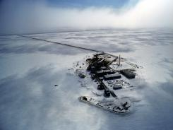 Alaska: Drilling in the Artic could be the solution to our energy crisis.