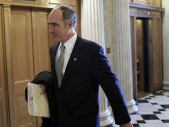 "Sen. Bob Casey, D-Pa., is one of several U.S. senators pressing the Obama administration to take ""urgent action"" to curtail the flow of fertilizer from Pakistan to Afghanistan."