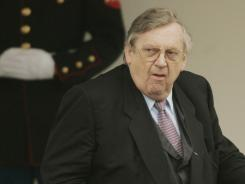Former secretary of State Lawrence Eagleburger died Saturday.