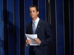 Rep. Anthony Weiner, D-N.Y., admits to sending a lewd Twitter photo of himself but says he won't resign.