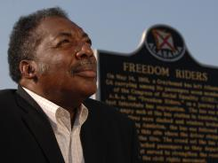 At 19, Hank Thomas was one of the original Freedom Riders.
