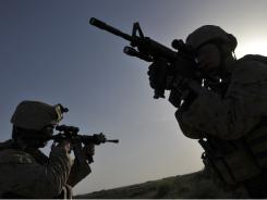 Afghanistan: With public support of the war waning, Obama should listen and pull out.