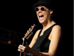 Michelle Shocked will play at the Wild Goose Festival in Durham, N.C., next week, a venue for 20-somethings who love God but aren't thrilled with institutional Christianity.