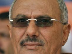 Yemeni officials reaffirm the embattled president's return home after his palace was hit with rockets June 3.