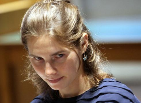 amanda knox images. Amanda Knox returns after a break in Perugia#39;s court of Appeal during the