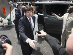Former Illinois governor Rod Blagojevich was found guilty Monday on 17 of 20 corruption charges.