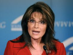 In the eye of the beholder: Sarah Palin's qualities attract as strongly as they repel.