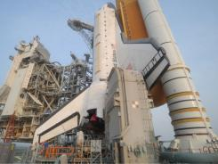 Countdown:  Shuttle program will end after Atlantis' final mission.