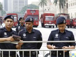 Malaysia to lockdown largest city to block protest