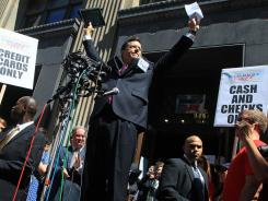 Comedian Stephen Colbert was given the go ahead from the FEC to launch a SuperPAC  to raise unlimited amounts of campaign cash for the  2012 political season.