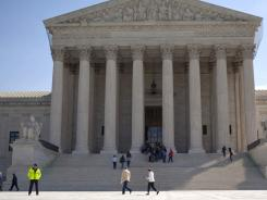 The Supreme Court will weigh in on the issue of warrantless GPS tracking.