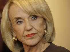 Arizona Gov. Jan Brewer is a major supporter of a controversial Arizona immigration law.