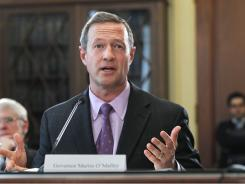 """I think that there is an extreme wing within their party who have as their primary goal not the jobs recovery, but the defeat of President Obama in 2012,"" Maryland Gov. Martin O'Malley said in an interview."