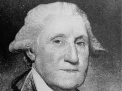 Funding father: President George Washington issued the U.S. government's first bond in 1790.