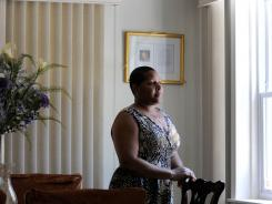 Deborah Goldring of Baltimore pulled herself out of poverty only to suffer huge reversals in the economic downturn.