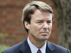 John Edwards spent six hours in February answering more than 2,000 questions posed by the Youngs' lawyers in the civil case.