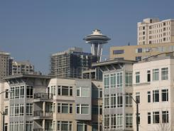 Ambitious start:  Seattle seeks to reduce its energy use 20% by 2020.