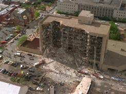 Ammonium nitrate fertilizer was the main component in the 1995 bombing of the Alfred Murrah Federal Building in Oklahoma City.