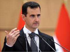 Syrian citizens say little has been done by the international community to rescue them from a massacre at the hands of President Bashar Assad.