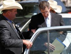 Sect leader Warren Jeffs contended during his trial that he was being persecuted for his religious beliefs.