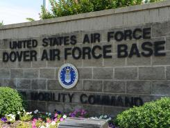 Dover Air Force Base in Delaware will receive the remains of the servicemembers killed in a helicoper crash in Afghanistan.