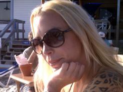 Missing American Robyn Gardner, 35, of Frederick, Maryland.