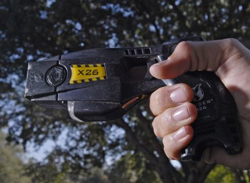 should police be allowed to use tasers essay